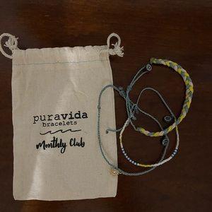 Pura Vida Monthly Bracelet Club